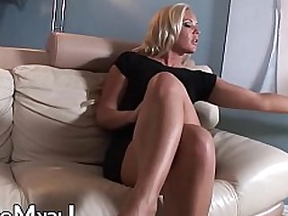 Big Tits Blonde Bus Busty Daughter Fingering Lesbian Licking