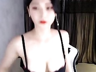 Chinese Dancing Korean Solo Striptease Webcam
