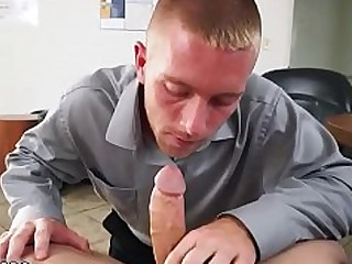 Blowjob Boss Shower