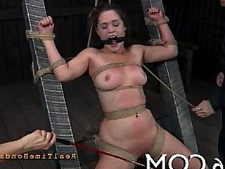 Babe BDSM Domination Fetish Hardcore Nipples Rough Slave