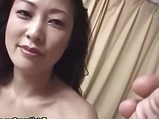Close Up Big Cock Dildo Hairy Hardcore Innocent Japanese MILF